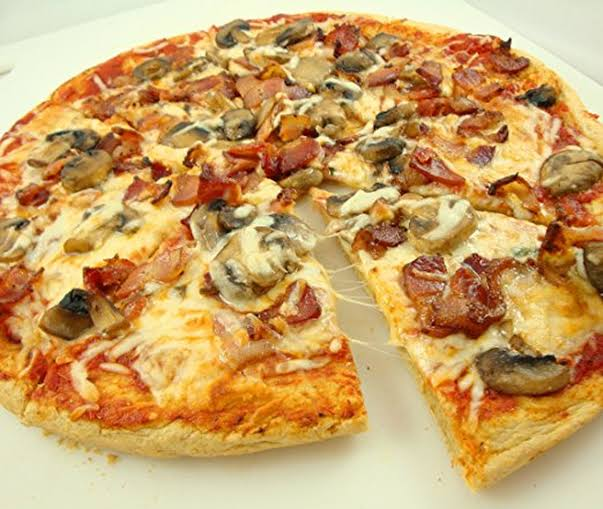 How to Prepare Low carb Pizza for Diabetic Patients